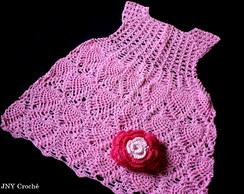 Vestido De Beb� + Sach�(Ref. B10*0a12)