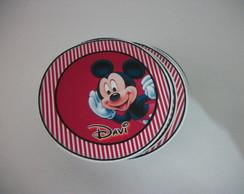 Adesivos  Para Latinha Mickey