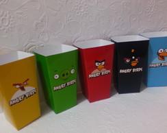 Caixinha Para Pipoca - Angry Birds