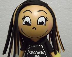 Boneca Cabeleireira.