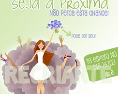 �m�s - Save the Date - Solteiras