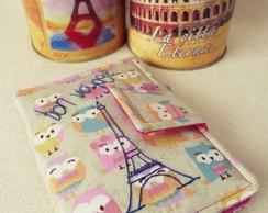 Porta Passaporte Torre Eiffel