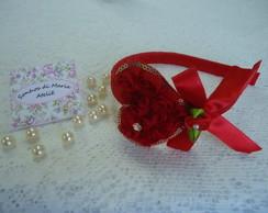 Faixa Infa. Verm/Marfim/Rosa/Ouro Velho