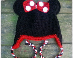 Touca de Croch� Minnie