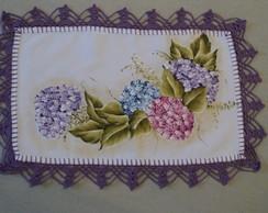 toalhade bandeja pintado