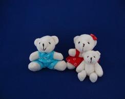 Fam�lia Ursinhos Com 3 Ursinhos