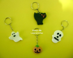 CHAVEIRO PERSONAGENS HALLOWEEN BISCUIT