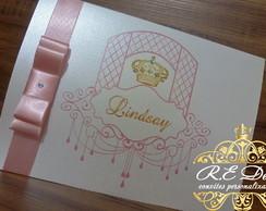 Convite Infantil - Lindsay