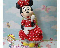 Minnie ou Mickey vela m�gica