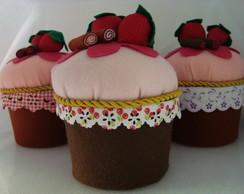 Cupcakes p�so de porta-FRETE GR�TIS.