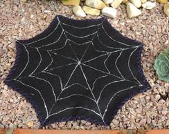 Teia de Aranha em feltro