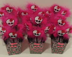 Centro de mesa - Monster High