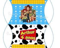 Sacolinha Toy Story