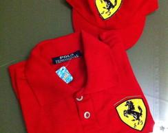 Camisa Polo Personalizada + Bon�
