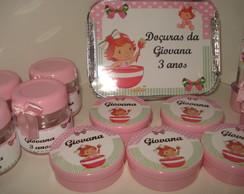 Kit Festa Moranguinho Baby