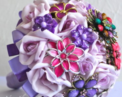 Duquesa ( Rosas/Broches / Grande )