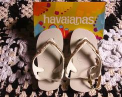 Havaianas Top Baby + Pulseira