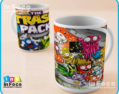 Canecas Trash Packs