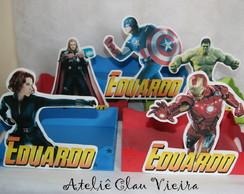 Bandeja de mesa Os Vingadores