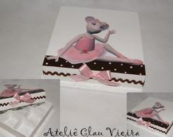 Caixa para trufas Angelina Bailarina