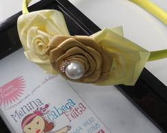 Arco flor amarela