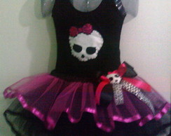 Fantasia Monster High 1500 anos