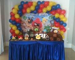 Decora��o Angry Birds - Aluguel