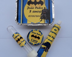 Kit festa personalizado Batman