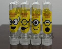 Tubete Personalizado Minions