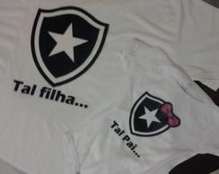 Kit Camisa Pai e Filho
