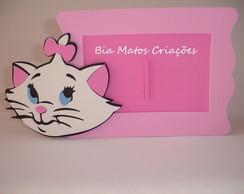 Porta-retrato gatinha Marie