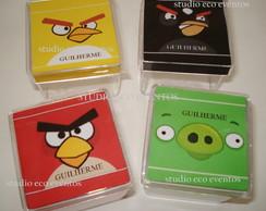 Composi��o de mesa Angry Birds