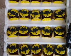 Trufa decorada Batman