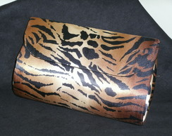 Clutch Animal Print Tigre