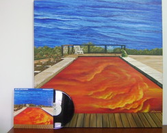 PINTURA M�O RED HOT CHILI PEPPERS 648