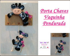 Porta Chaves Decorado