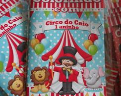 Revista de Colorir Circo