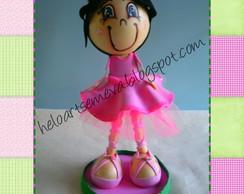 Bailarina Damaris E.V.A 3D