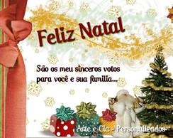 Cart�o De Natal - 04