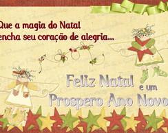 Cart�o De Natal - 07