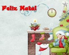 Cart�o De Natal - 08