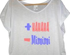 T-shirt +Hahaha -Mimimi