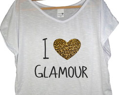 T-shirt I Love Glamour
