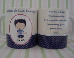 Caneca De Porcelana - Personalizada
