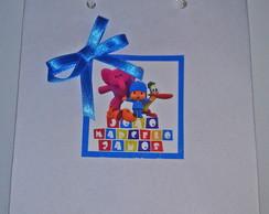 Infantil - Sacolinha Personalizada