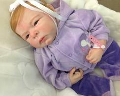 Beb� Reborn Noelle Girl