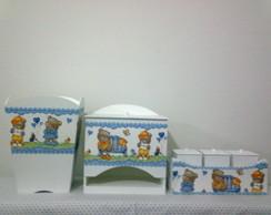 Kit Higiene Ursinho.