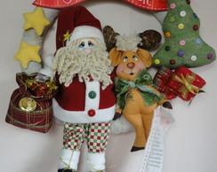 Guirlanda Desejos de Natal