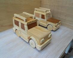 Jeep De Madeira Land Rover