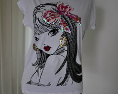 Camiseta-  Customizada 4